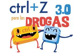 CTRL Z para las drogas 3.0